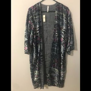 Anthropologie new with tags duster kimono